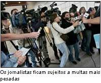 El nuevo Estatuto del periodista de Portugal no apoya el periodismo ciudadano