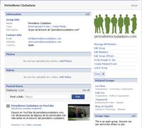 Grupo de periodismociudadano.com en Facebook