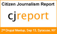 Citizen Journalism Report organiza el 2nd Drupal Meetup