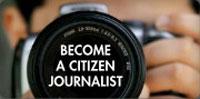 John Edwards busca periodistas ciudadanos para su campaña