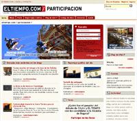 Participación ciudadana en El Tiempo de Colombia