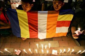 El periodismo ciudadano derrota la censura de la dictadura birmana