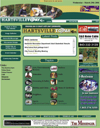 El «Cook Book» de Hartsville Today