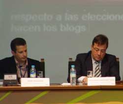 John Aravosis y  Guillermo Fernández Vara: «La influencia de los blogs y la participación ciudadana en el mundo de la política»