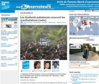 AFP y France 24 se suman al periodismo ciudadano