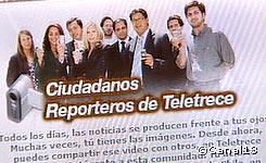El Canal Nacional de T.V de Chile, TVN, arremete contra el Periodismo Ciudadano
