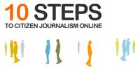 Guía en 10 pasos para el periodismo ciudadano online