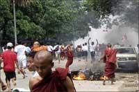 Birmania: Tras la brutal represión ciudadana, llega su propia 'Ciudad Cibernética'