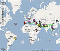 'Mapa de la censura en la web 2.0″, una herramienta generada por los ciudadanos