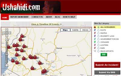 Kenia: Ciberactivismo, periodismo ciudadano y web 2.0