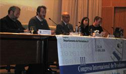 """III Congreso Internacional de Periodismo en la Red: """"El periodismo ciudadano"""""""