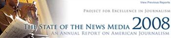 Quinto informe anual del Estado de los Medios de Información en EE UU