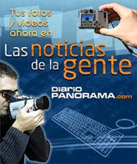 """""""Las noticias de la gente"""", es el nuevo espacio de periodismo ciudadano de Diario Panorama"""
