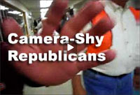 Camera-shy republicans