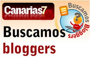 Canarias7.es busca bloggers ciudadanos. Participa en el primer concurso de ideas blogueras de Canarias