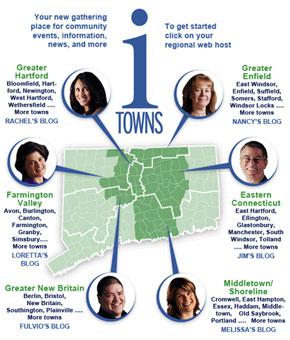 The Hartford Courant pone en marcha iTowns, un periódico ciudadano con edición impresa en 6 regiones de EE.UU