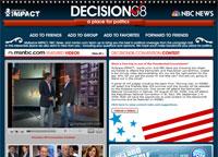 NBC News, MSNBC y MySpace buscan dos periodistas ciudadanos