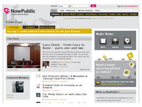 NowPublic anuncia el lanzamiento de 3 nuevas herramientas para aumentar la credibilidad y confianza en las noticias ciudadanas