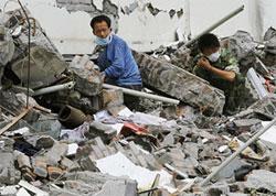 El terremoto que azotó la provincia de Sichuan confirma la vitalidad del periodismo ciudadano