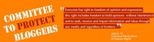 Irán considera la pena de muerte para blogueros