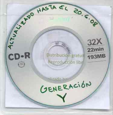 Disco generación Y