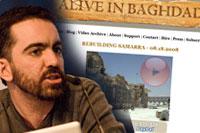 Detenido en China Brian Conley, creador de Alive In Baghdad