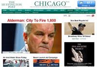 HuffPost Chicago, el primero de los sitios locales de The Huffington Post