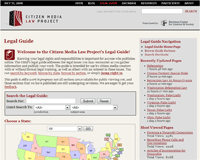 Online Guide to Media Law