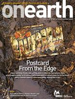 Periodismo ciudadano en OnEarth Magazine