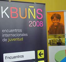 Curso de periodismo ciudadano en los Encuentros Internacionales de Juventud, Cabueñes 2008