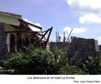 """Yoani Sánchez denuncia: """"la ausencia de un camino civil que haga llegar las donaciones a las víctimas en Cuba"""""""
