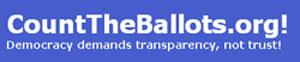 CountTheBallots (CTB) aboga por «auditorías ciudadanas» para luchar contra el fraude electoral