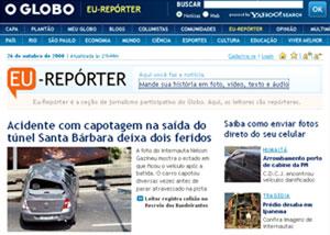 Eu-Repórter inaugura nueva fase sumándose al periodismo ciudadano vía móvil, bajo registro previo