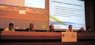 Periodismo ciudadano.com en el III Congreso Internacional de Nuevo Periodismo en Cáceres