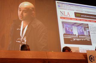 Sebastián Lorenzo y Daniel Vásquez destacan la necesidad de integración del ciudadano en la agenda informativa