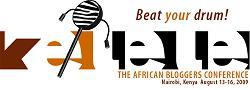 Kelele '09: La Conferencia de los bloggers africanos