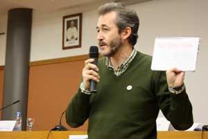 Gumersindo Lafuente: «La muerte de la prensa tradicional es una gran oportunidad para los periodistas»