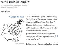 NewsYou Can Endow