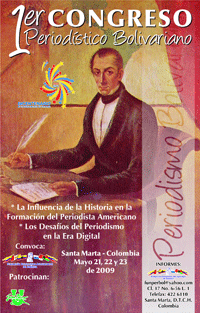 Periodismo Cívico en el Primer Congreso Periodístico Bolivariano