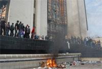 Twitter canaliza la rebelión contra el comunismo en Moldavia