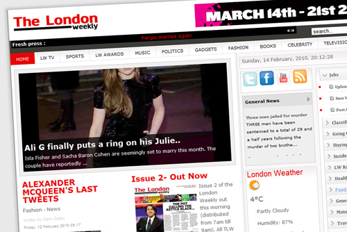 The London Weekly
