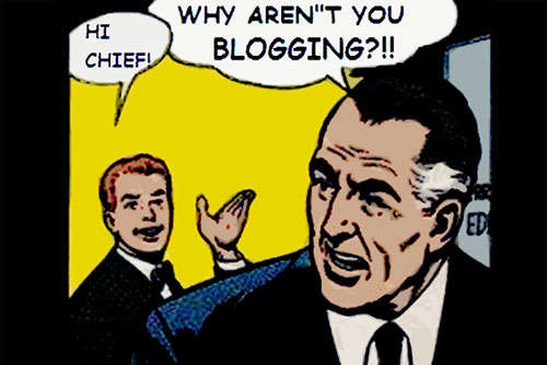 Bloggers and Journalists