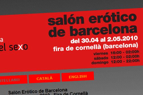 Salón Erótico de Barcelona