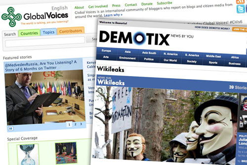 Demotix|Global Voices|