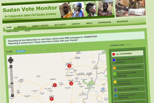 Sudan Vote Monitor|