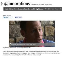 Entrevista a Turi Munthe, en @innovations