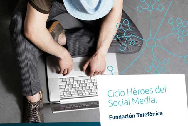 |Ciclo Héroes del Social Media|