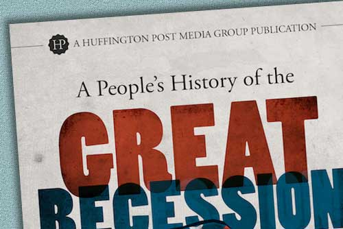 A People's History of the Great Recession|