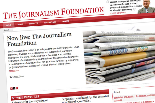 The Journalism Foundation|