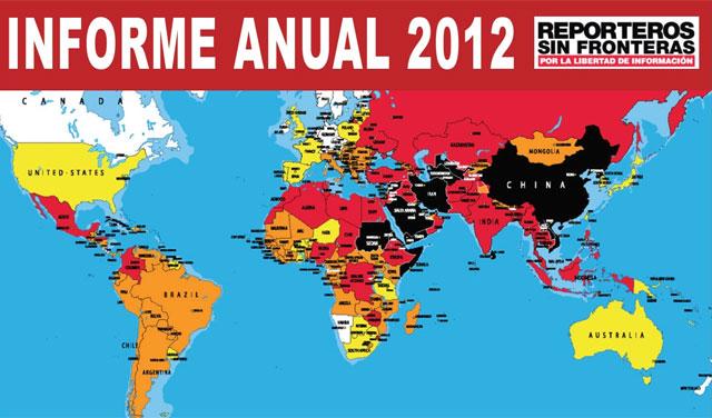 Trustbarometer 2013 de Edelman|España en el Ranking de RSF|